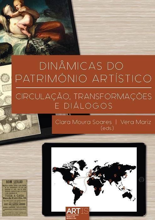 Capa para Dinâmicas do Património Artístico: Circulação, Transformações e Diálogos